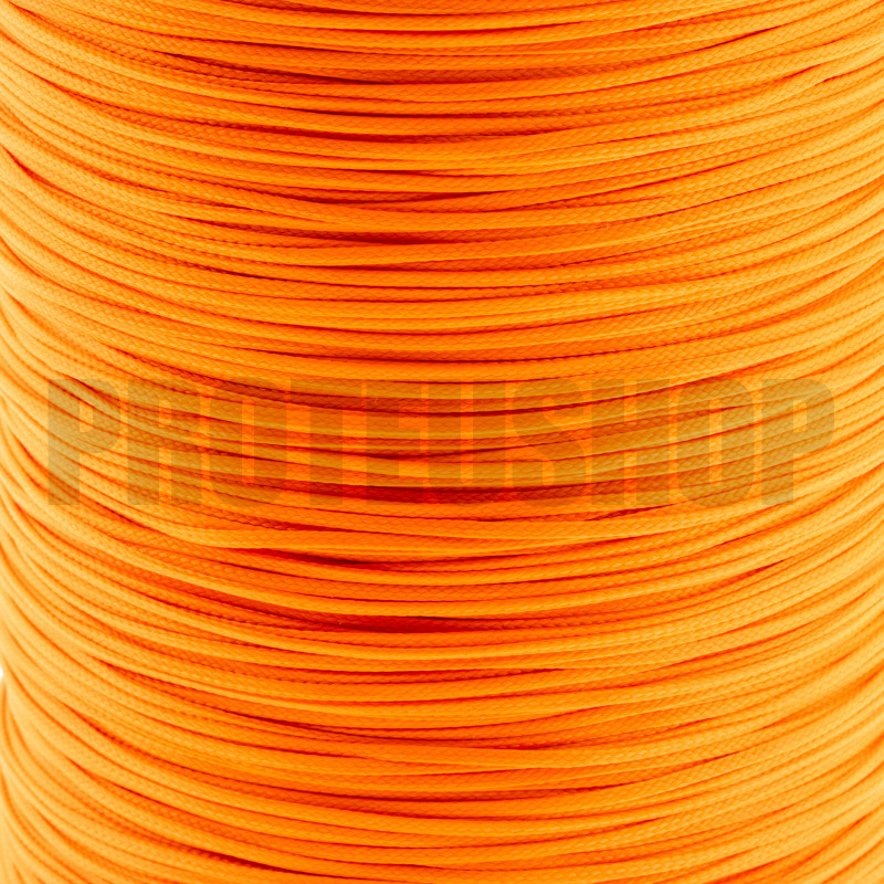 2mm Dacron HI-VIZ orange line