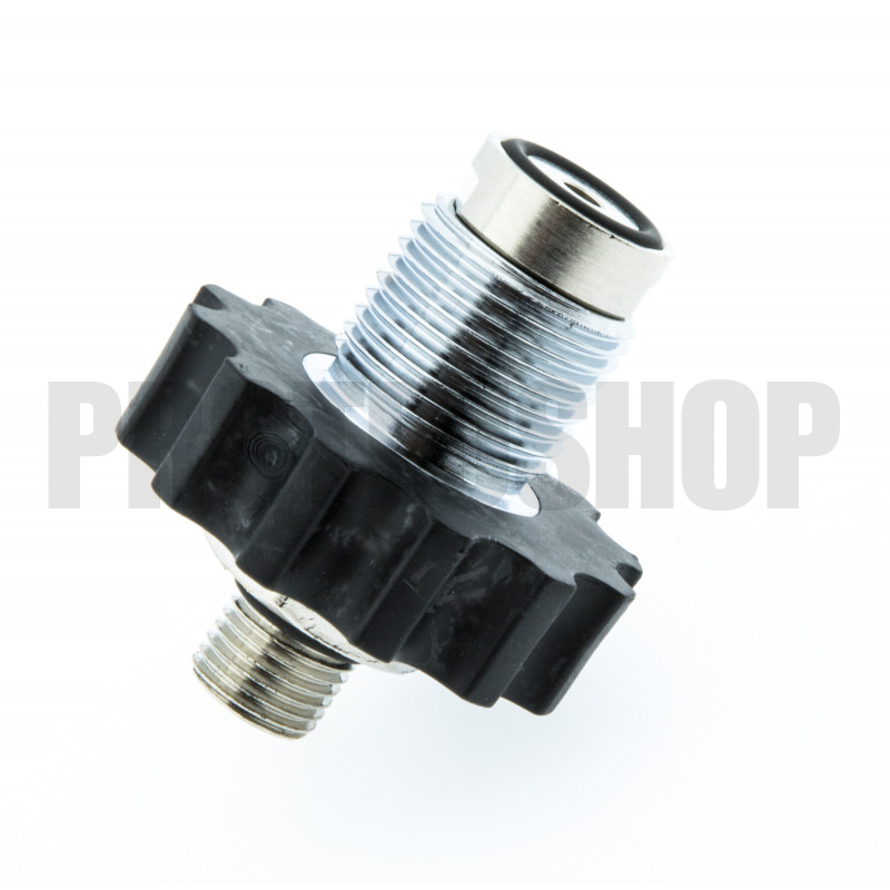 DIN Connector with stone filter