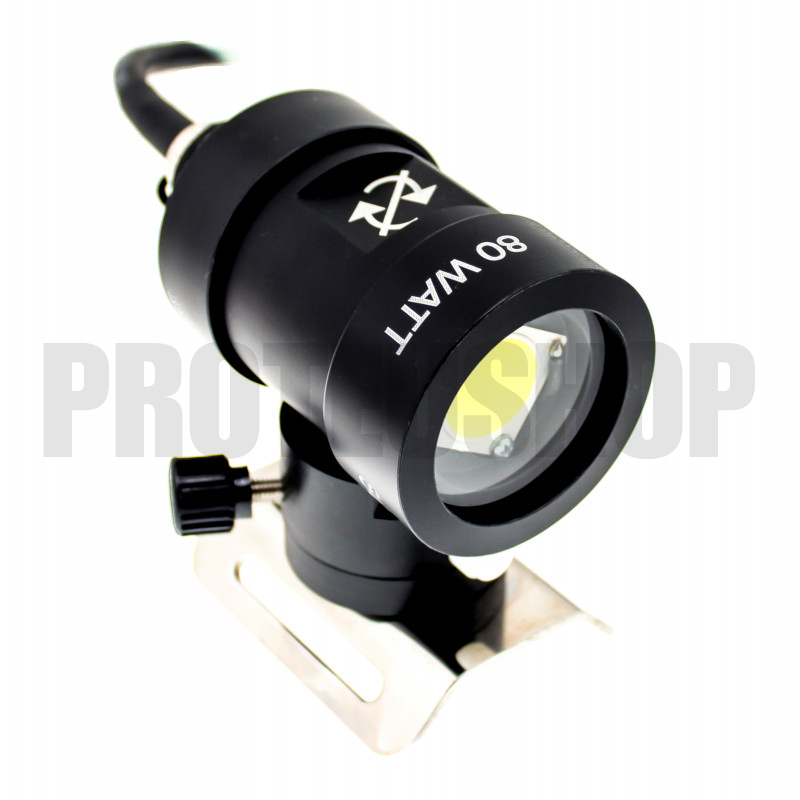 Yellow Diving LV80 (Head LED Video 80W)