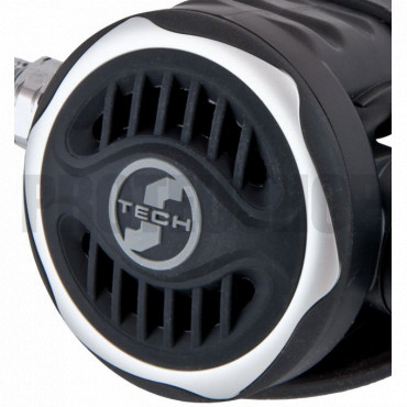 2nd stage black cover for Tecline regulator