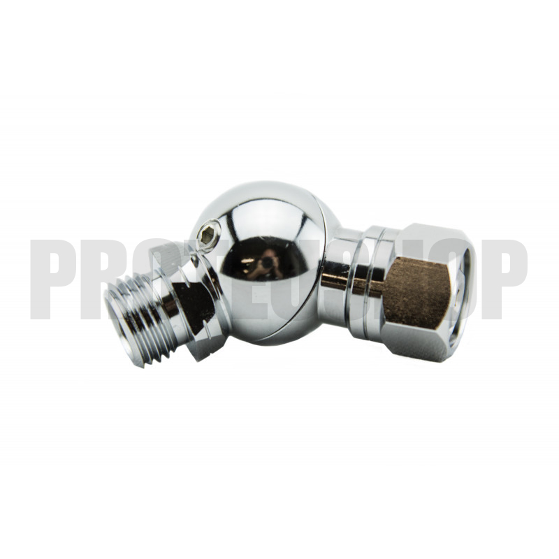 2nd stage rotating swivel elbow