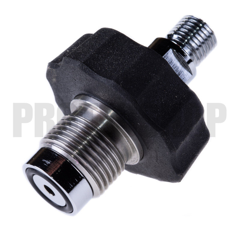 Hose nozzle DIN 230/300 - G1/4  with flow restriction