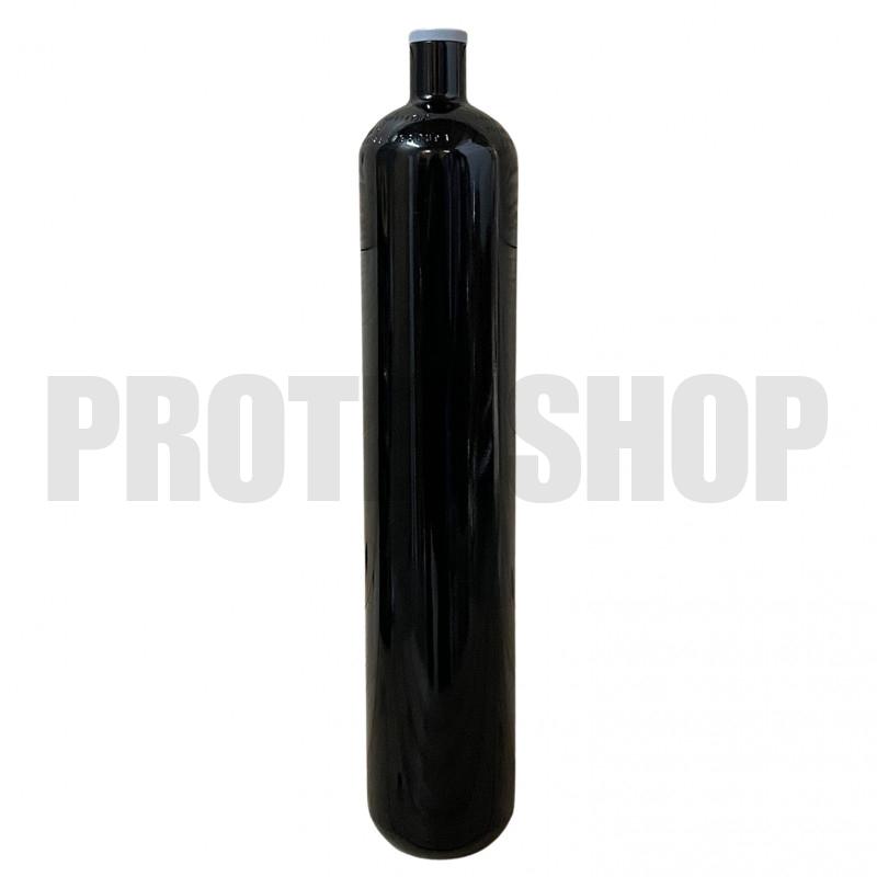 Scuba diving cylinder 3L 300b black