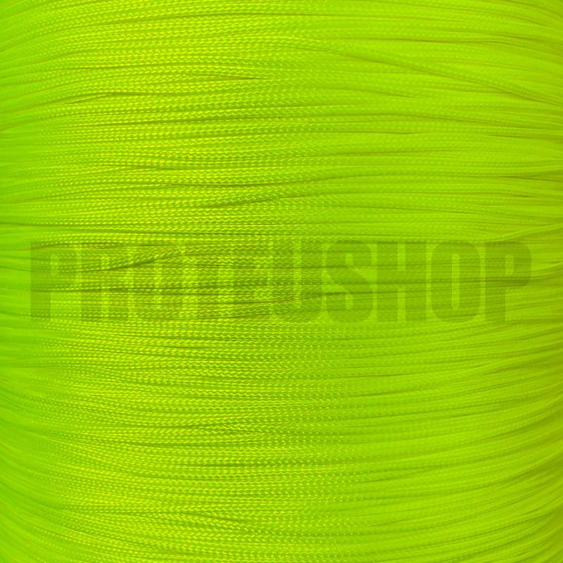 2mm Dacron HI-VIZ yellow line
