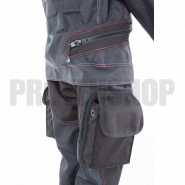 Upgrade Long dry zip back to shoulder
