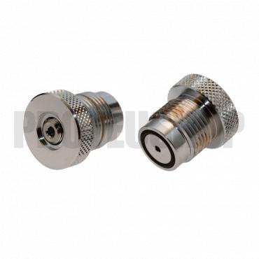 Plug M26 male SS 230b/300b
