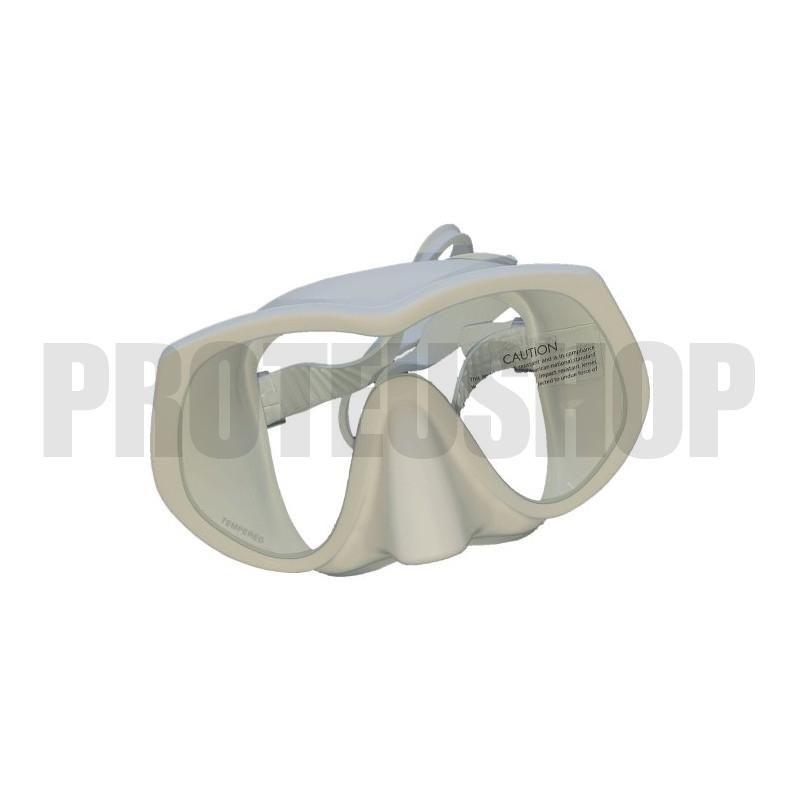Poseidon White Mask