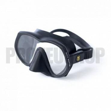 Poseidon Black Mask