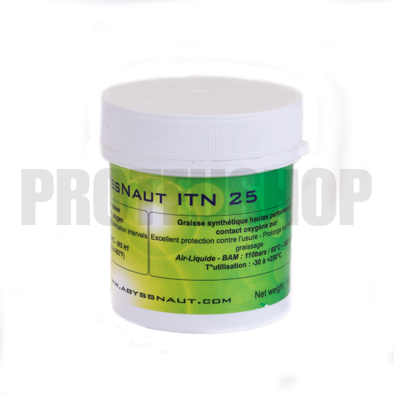 Oxygen grease Abyssnaut ITN 25 20g pot