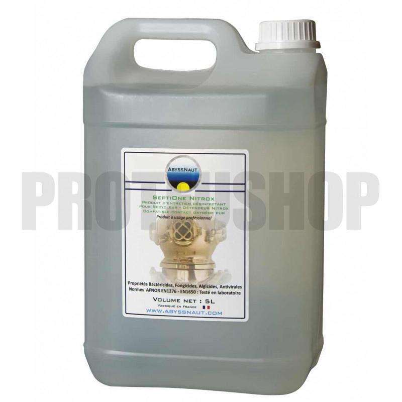 Désinfectant SeptiOne Nitrox Pro 5L