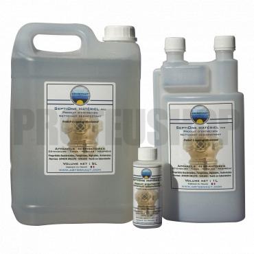 Désinfectant SeptiOne Matériel Pro 100mL