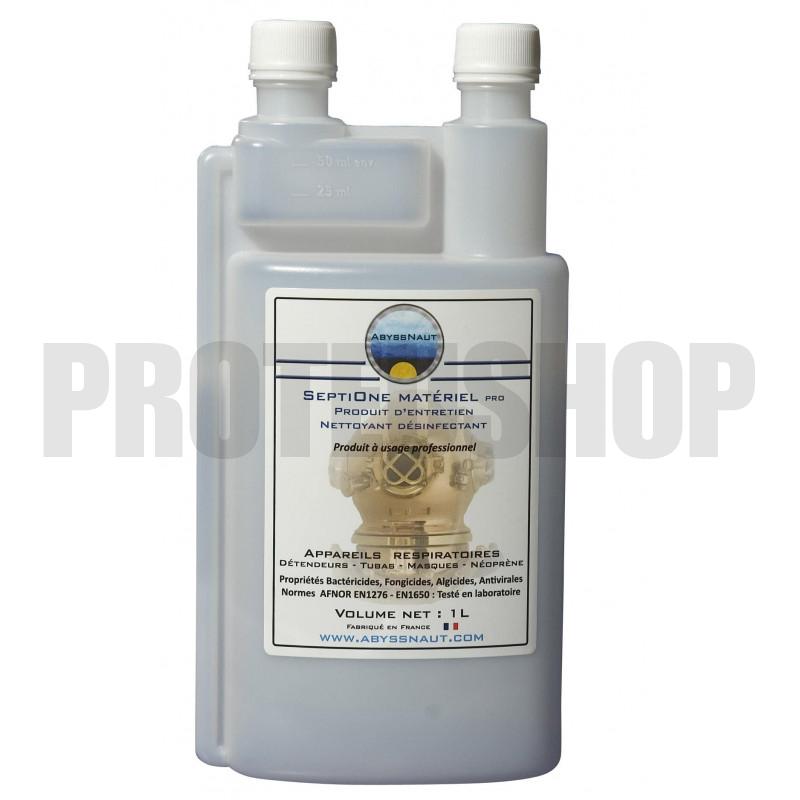 Désinfectant SeptiOne Matériel Pro 1L