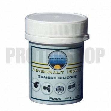 Graisse silicone Abyssnaut ISX 46 pot 30g